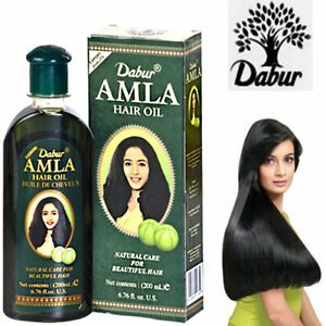 Dabur Amla Hair Oil Original - 300ml