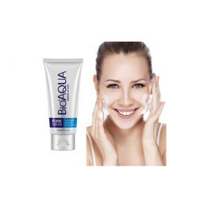 Bioaqua Anti Acne Facial Cleanser - 100g