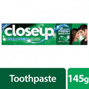 Closeup Menthol Fresh Toothpaste 145g