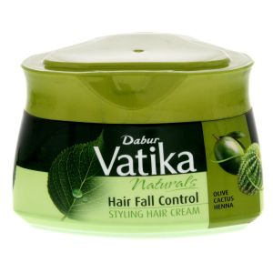 Dabur Vatika Natural Hair Fall Control Cream For Men - 140ml