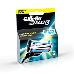 Gillette Mach3 Razor Cartridges