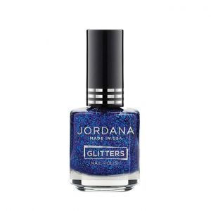 Jordana La City Lights Glitters Nail Polish - 15ml