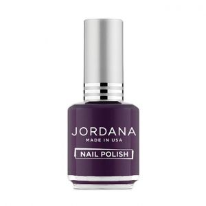 Jordana Purple Patch Nail Polish - 15ml