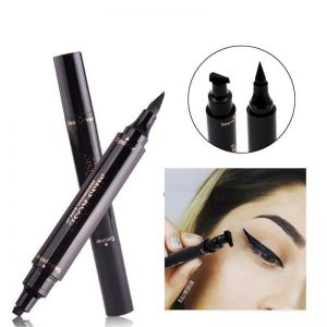 Miss rose Professional Eye Liner - 2 in 1