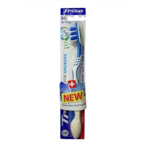 Trisa Medium Toothbrush for Smokers