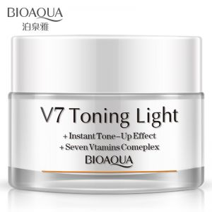 Bioaqua V7 Toning Light Whiting Cream