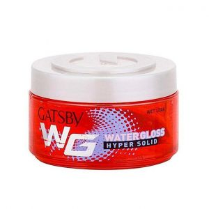 Gatsby Water Gloss Hyper Solid Hair Gel - 300gm