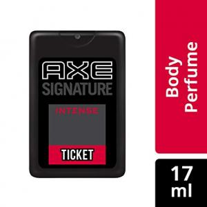 Axe Ticket Perfume Intense - 17ml